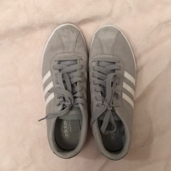 adidas Shoes   Adidas Courtset Suede